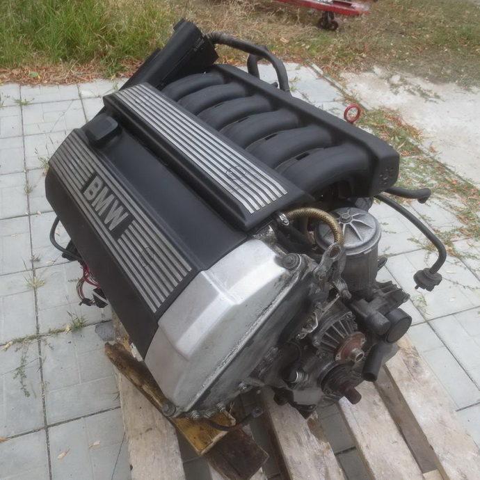 Двигатель М50 2.5 без ваноса